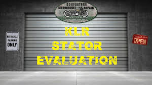klr 650 how to test your stator youtube