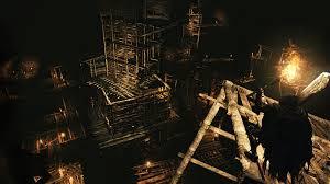 Dark Souls 2 Map The Gutter Dark Souls 2 Wiki