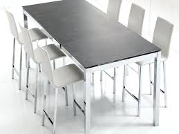 table de cuisine contemporaine table cuisine ronde blanche table de cuisine contemporaine table