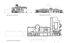 Stone Mansion Alpine Nj Floor Plan by Proposed 42 000 Square Foot Estate In Surrey England Homes Of