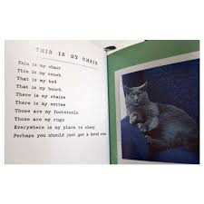 My Cat Peed On My Bed I Could On This Cat Poetry Book Chronicle Funny Pet Lovers