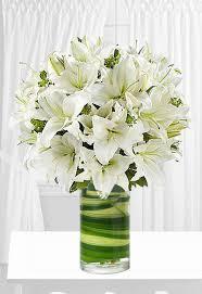 Lilies Flowers Lily Flowers Online Flowers Dubai Blacktulipflowers Com
