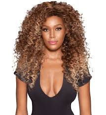 hair imports tight curl lace front wigs imports