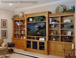 Entertainment Center With Bookshelves Custom Bookcases Orlando Wood Shelving Wooden Wall Units