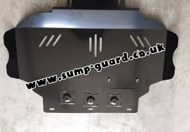 nissan d22 accessories uk steel sump guard for nissan navara np300 dupa 2015