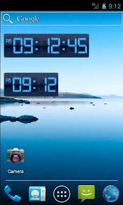 digital clock widget apk digital clock widget xperia premium v3 4 free android apk