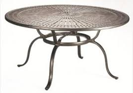 white patio table with umbrella hole looking for white metal