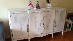 muebles decapados en blanco vintouch muebles reciclados pintados a mano mueble frances