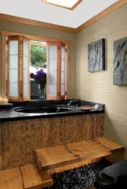 Japanese Small Home Design - 15 minimalist japanese bathroom with zen elements house design