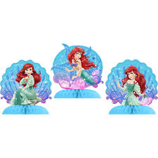 mermaid party supplies the mermaid party supplies sparkle tabletop decorations