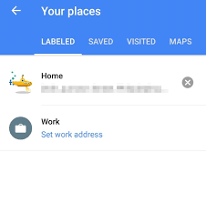 Google Maps Icon Label Your Favorite Places On Google Maps With Stickers Android