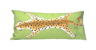 Leopard Home Decor Home Wheaton Whaley Designs Leopard Lumbar Dana Gibson Original