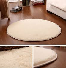 sell home decor hot sell home decor bedroom mat door floor mat fluffy round foam