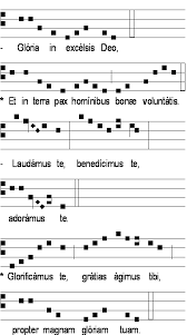 Light One Candle Lyrics Gloria In Excelsis Deo Wikipedia