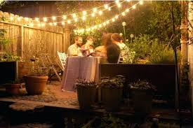 Backyard Lights Ideas Outside Lights Ideas Design Of Backyard Lighting Ideas For A