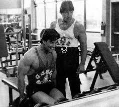 bill goldberg muscular development workout reg park a hercules for our time strength oldschool