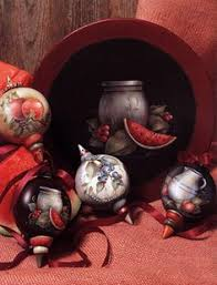 ne u0027qwa art christmas santa ornament by artist tom browning