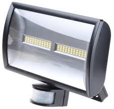 programmable led flood lights ledx30pirb theben timeguard led pir led floodlight 30 w 2115