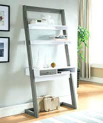 Folding Bookcase Plans Bookcase Narrow Linea Leaning Bookcase White Java Linea Narrow