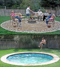 Pools Backyard 25 Fabulous Small Backyard Designs With Swimming Pool Small