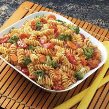 recipes for pasta salad pasta salad vinaigrette recipe mccormick