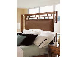 tommy bahama home bedroom paradise point 5 0 queen bed 536 133c