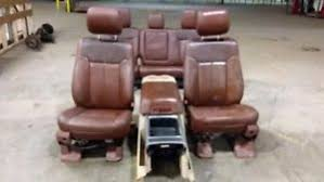 King Ranch Interior Swap F250 King Ranch Interior Ebay