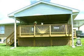 custom deck railing plans u2014 all furniture simple diy deck