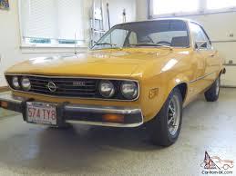 1974 buick opel opel manta