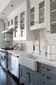 Kitchen Kitchen Backsplash Ideas Black Granite by Black Countertop White Cabinets Backsplash Ideas