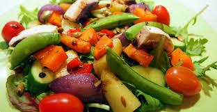 cara membuat salad sayur atau buah dan cara membuat salad sayur sederhana yang sehat dan cocok untuk diet