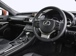 lexus is 200t navigation lexus rc coupe 200t 2 0 f sport 2dr auto navigation car leasing deal