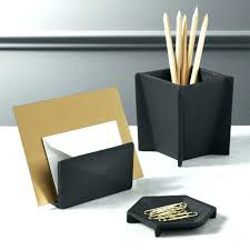 Modern Desk Organizers Modern Desk Accessories Terrific And Throughout Plans 9