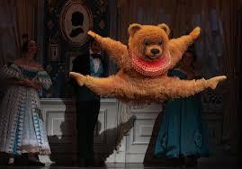 Dancing Bear Meme - boston ballet s dancing bear the boston globe