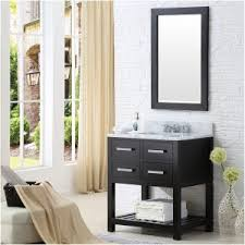 59 Bathroom Vanity by Bathroom White Wall Bosconi Contemporary 60 Amp Quot Double