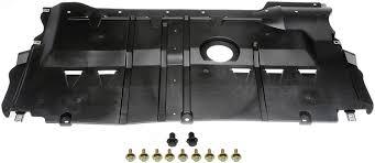 amazon com dorman 924 015 engine splash shield automotive