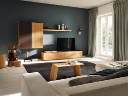 Schlafzimmer Blaue Wandfarbe Cubus Pure Wohnwand Wohnwände Von Team 7 Architonic