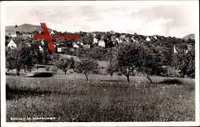 Plz Bad Herrenalb Rotensol Bad Herrenalb Schwarzwald Blick Von Der Wiese Auf Die