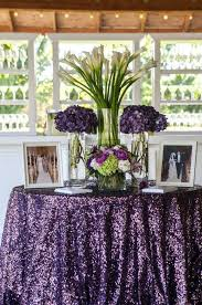 Ideas For Centerpieces For Wedding Reception Tables by Best 25 Plum Wedding Centerpieces Ideas On Pinterest Wedding