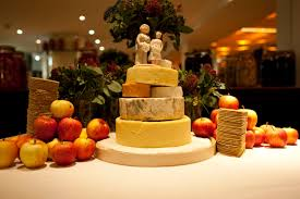 wedding cake made of cheese say cheese a marriage our wedding story