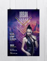 stockpsd net u2013 free psd flyers brochures and more urban sound
