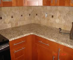 Glass Tile Backsplash Pictures A Champagne Glass Subway Tile At - Backsplash tile pictures
