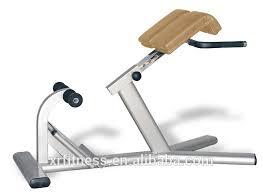 Roman Chair Exercises Roman Chair Back Extension Bench Buy Back Stretcher Machine