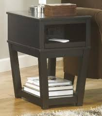 broyhill end table with usb awesome signature designs ashley chairside usb port end table free