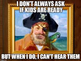 Meme Generator I Don T Always - spongebob opening pirate meme generator imgflip