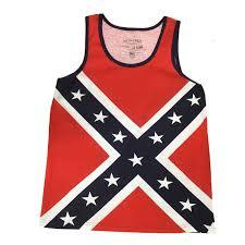 Rebel Flag Gear Confederate Flag Tank Top U2013 The Dixie Shop