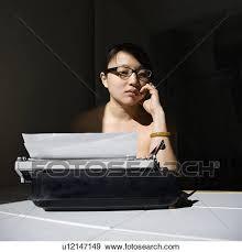 femme nue cuisine banque de photographies nue femme asiatique séance à