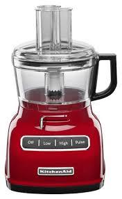 kitchen aid food processor kitchenaid kfp0722er 7 cup food processor kfp0722er best buy