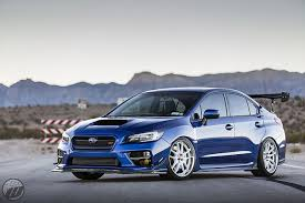 subaru wrx turbo 2015 this subaru wrx sti is a show car worth showing off