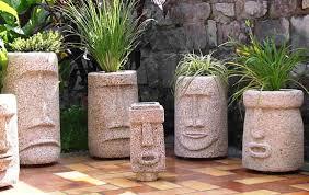 concrete planter forms home design website ideas